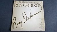 ROY ORBISON - THE ALL-TIME GREATEST HITS OF ROY ORBISON .     2LP.