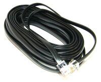 BLAUPUNKT Kabel mit Westernsteckern Länge ca. 6 m Ersatzteil 8619002953 Sparepar