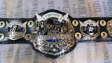 New The Undertaker Champion Belt Adult Size & Metal Plates