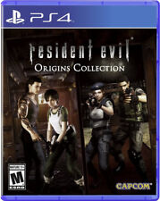 Resident Evil Origins Collection PS4 New PlayStation 4, PlayStation 4