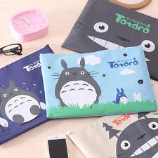A4 File Totoro Printed Folder Envelope Office Supplies Bag Document Case Holder