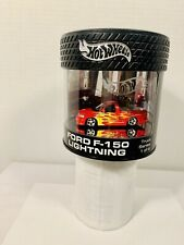 Hot Wheels Oil Can HOBBY Truck Series Ford F-150 Lightning RED 1/7000