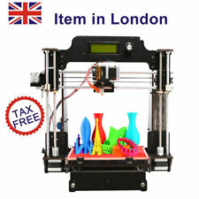 Duty Geeetech Wood 3d Printer Pro W Upgraded High-precision Lcd2004 Mk8