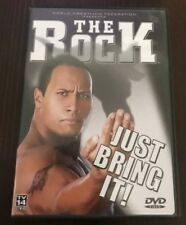 WWE The Rock Just Bring It DVD