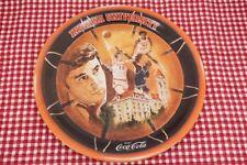 1976 Indiana University Ncaa Champs Coca Cola Tray Plate Bobby Knight Hoosiers