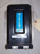 Boumatic Liquid Level Control Milk Pump Control