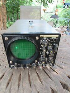 B&K Precision Model 1470 Triggered Sweep Dual Trace Oscilloscope
