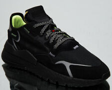 adidas Originals Nite Jogger Men's Black Casual Athletic Lifestyle Sneakers Shoe