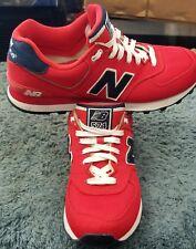 New balance 574 classic Red