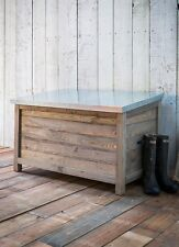 More details for nqp garden trading large aldsworth outside garden storage box sbwo01 ref 1