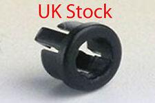10 x 3mm LED Clip-pannello montaggio UK STOCK UK venditore GRATIS P&P