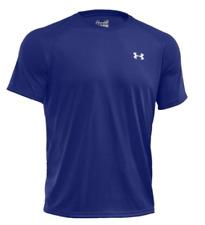 Under Armour UA - Herren - Funktionsshirt - Blau - Royal Blau - Größe XL