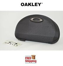 OAKLEY® SUNGLASSES JAWBREAKER ARRAY SEMI RIGID VAULT ZIPPERED STORAGE CASE NEW