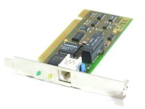ELSA Quickstep 1000 Highscreen ISDN-Boostar Internal Isa S0 RJ11 Modem Card