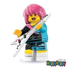 Lego 8831 Minifigur Serie 7 #15 Rockerin Neu und ungeöffnet / New / Sealed
