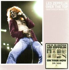 LED ZEPPELIN - OVER THE TOP USA (6 GIGS 1977) - 18CD BOX-SET N°36/300 - SEALED