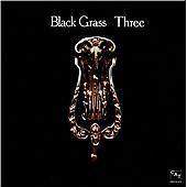 Three, Black Grass, Very Good CD