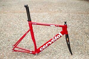 56cm CERVELO T1 Track Frameset Fixed Gear