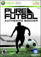 Pure Futbol: Authentic Soccer for Xbox 360 [New Games]