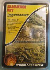 Woodland Scenics Learning Kit Landscape LK954