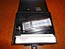 VTG Bacharach Universal Gas Indicator Sampler Carbon Monoxide 19-7016 Complete