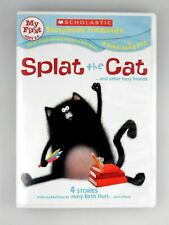 Splat the Cat & Other Furry Friends - Scholastic DVD