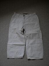 O'Neill,Shorts,Bermuda,Short,Boardshorts,Größe 34,Baumwolle,Beige
