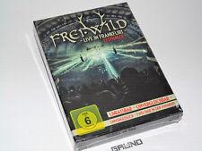 CD/DVD-BOX: Frei. Wild - Live in Frankfurt - Unfassbar..., NEU & OVP (B4/38)