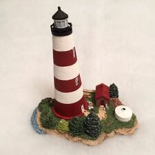 Harbour Lights Lighthouse SAPELO ISLAND #239 *Beautiful Piece* FREE