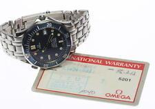 OMEGA Seamaster Professional 300 Large-size 2531.80 Automatic Men's w/Gra_320282