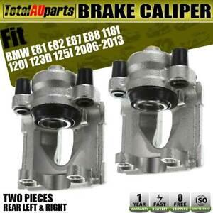 Rear Left & Right Brake Caliper for BMW E81 E82 E87 E88 120 123d 125i 2006-2013
