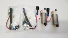 2 New Genuine Walbro TI 255lph GT Supercar fuel pumps 03-04 Ford Mustang Cobra