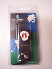 Bowling Green State University Falcons Spring Action Divot Tool