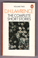 Complete Short Stories of D. H. Lawrence Vol. 2 by D. H. Lawrence  1976 PB