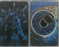 Pink Floyd Pulse Tape 1 + 2 Casette Tape Good Condition Sent Tracked
