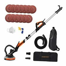 Drywall Sander Electric Sander With Vacuum Attachment 12 Sanding Discs 750w