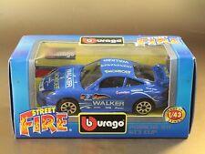 BBURAGO BURAGO 1/43 STREET FIRE COLLECTION #41340 PORSCHE 911 GT3 CUP [PL3-18]