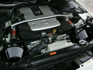 aFe Takeda Cold Air Intake Kit For Nissan 2007-2008 350Z 3.5L V6 VQ35HR