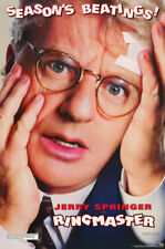 POSTERS:MOVIE REPRO: RINGMASTER - JERRY SPRINGER - FREE SHIPPING !  #3551  RC7 i
