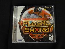 Plasma Sword: Nightmare of Bilstein (Sega Dreamcast, 2000) Brand New Sealed