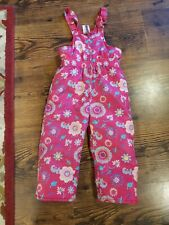 Little Girls Athletics Works Snowpants Size 5T Excellent Condition