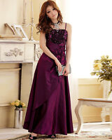New Women Summer Formal Evening Cocktail Party Long Maxi Plus Size Slip dress