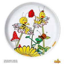 WMF Kindergeschirr Teller Biene Maja spülmaschinenfestes Porzellan