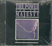 The Power and the Majesty Brad Miller MFI Bainbridge Silver CD Neu OVP Cut Out
