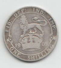 More details for 1905 edward vii silver shilling very rare.