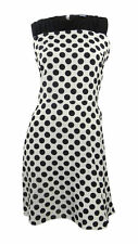 Viscose Special Occasion Spotted Dresses for Women