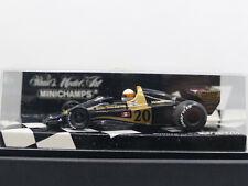 Minichamps Wolf Ford WR1 1977 Canadian GP Winner Jody Scheckter 1:43 MIB