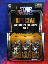 New ListingStar Wars - Vintage Collection - 501st Legion Arc Troopers - PulseCon Exclusive