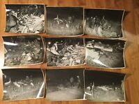 16 b/w photos Cessna Plane Crash Floyd County Louisiana Gory dead bodies 8x10