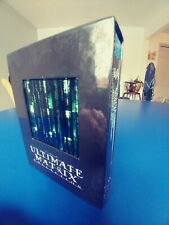 Matrix Collection Blu-ray